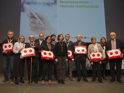 Els ajuntaments d'Alòs de Balaguer, Cubells i Preixens premiats amb el guardó Top 10 per la seva implantació de serveis d'administració electrònica