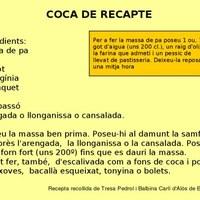 Coca de recapte