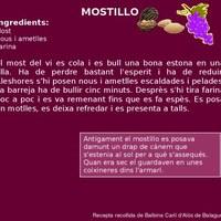 Mostillo